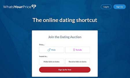 Dating auction websites